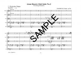 Atom Hearts Club Suite No.2 op.79a